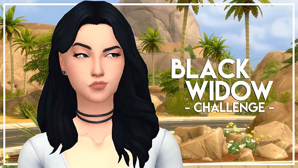 Black Widow Challenge