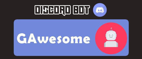 GAwesome-bot