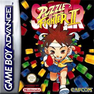 Puzzle Fighter II Turbo