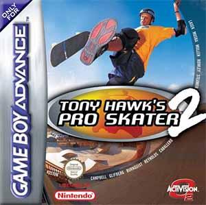 Sk8 -Tony Hawk's Pro Skater 2