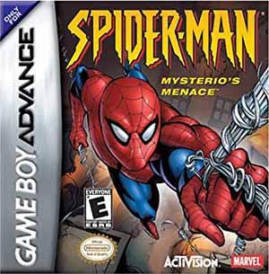 Spider Man Mysterio's Menace