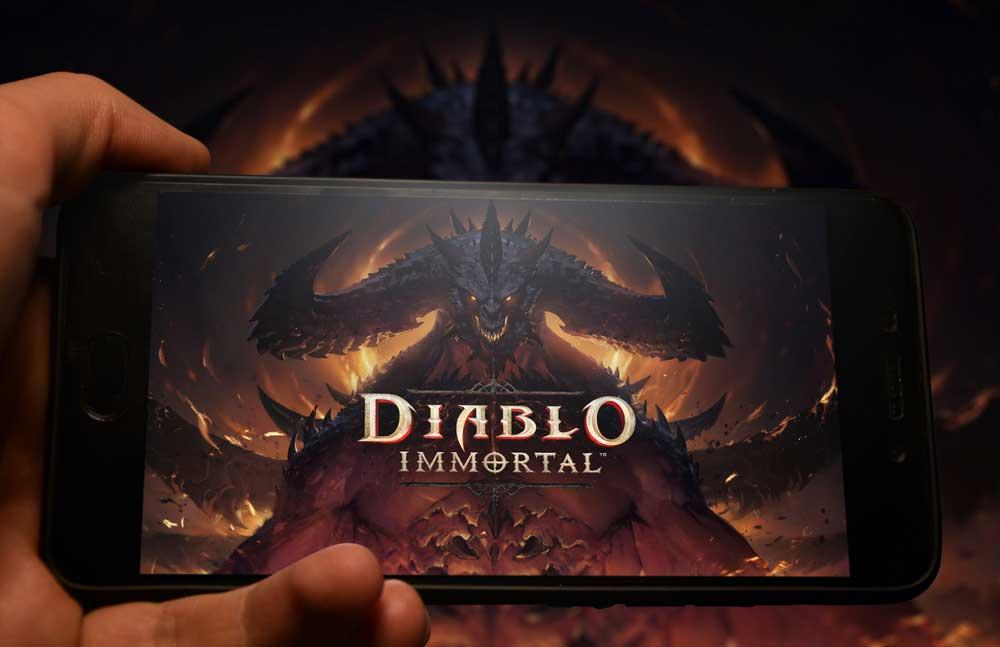 Diablo-mobile