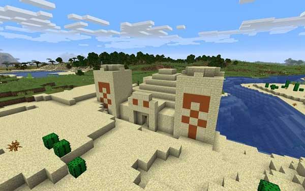 Desert-Temple