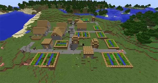 Starter-Village